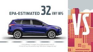 Ford Escape Colors 2016 - compare the 2016 ford escape vs the 2016 gmc terrain youtube