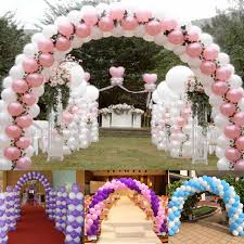 wedding arches party city 3m x 4m balloon arch for wedding party event venue decoration in