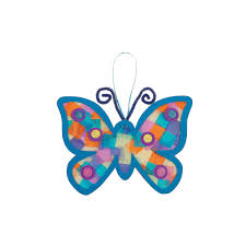 tissue paper butterfly craft kit oriental trading birthday