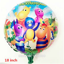 aliexpress buy 10pcs 18 backyardigans cartoon