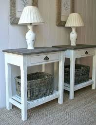 Glass Vanity Table With Mirror Vintage White Coffee Table From Rachel Ashwell Shabby Chic