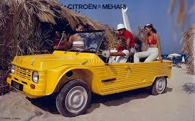 citroen mehari 2016 citroen brings mehari at retromobil 2016 exhibition ultimate car blog