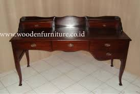 antique style writing desk desk antique reproduction classic study table french style writing