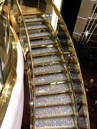 Beautiful Stairs by Glitter Stairs Houses Pinterest Glitter Stairs