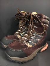 bushnell s x lander boots bushnell xlander youth us 11 brown boot 2198 ebay