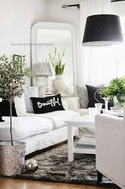 small livingrooms 48 black and white living room ideas decoholic