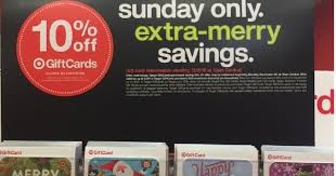 target itunes card black friday target 10 off target gift cards december 4th only u2013 hip2save