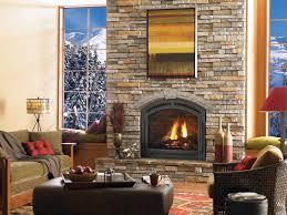 gas fireplace binhminh decoration