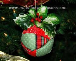 quilted ornament http www crafts for all seasons