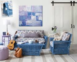 Painting Vinyl Chairs Blue Painting Wicker Furniture Best Painting Wicker Furniture