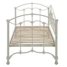 buy john lewis daisy day bed frame single cream john lewis