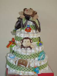 photo baby shower ideas for image baby shower cakes monkey