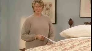 What Is A Feather Bed Video How To Properly Make A Bed Martha Stewart