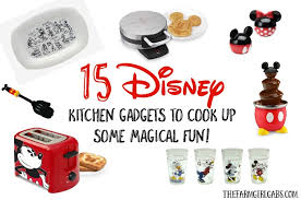 kitchen gadgets 2016 15 disney kitchen gadgets to cook up some magical fun the farm