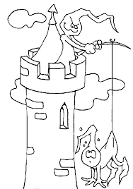 free printable halloween coloring pages 4 costumes coloring