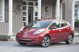 nissan car nissan leaf sets new annual record for u s electric car sales
