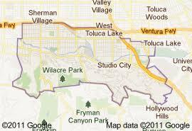 studio city map foothill fence company serves studio city ca