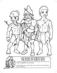 puerto rico coloring learning activity book 303 pages with 4 pages