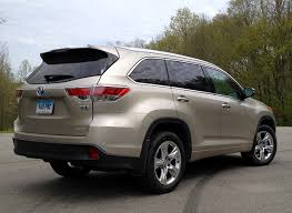 toyota best suv best minivans and suvs for hauling the family consumer reports