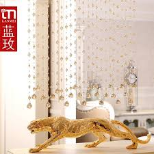 free shipping 8 meters glass crystal beads curtain window door