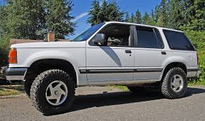 Ford Explorer Lifted - lift for driving towing and wheeling ford explorer and ford