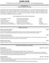 finance resume template finance resume templates finance resume template is stunning ideas