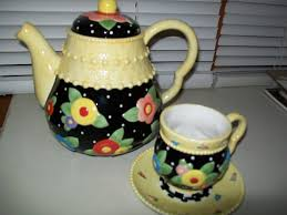 18 best engelbreit teapots images on