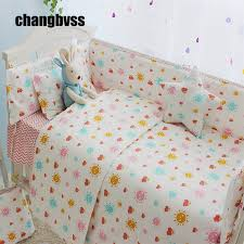 Baby Crib Bedding For Girls by Online Get Cheap Nursery Bedding Aliexpress Com Alibaba Group