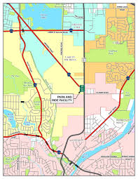 Illinois Road Construction Map by Park And Ride Mchenry County Il