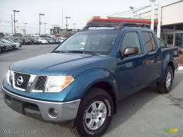 nismo nissan truck 2005 electric blue metallic nissan frontier nismo crew cab 4x4
