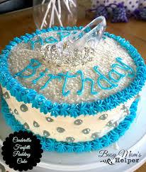 cinderella cake cinderella funfetti pudding cake busy helper