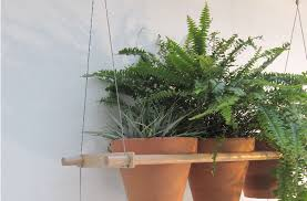Hanging Planter Boxes by Living Small A Hanging Window Box Planter Gardenista