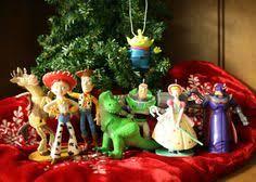 disney buzz lightyear tree ornament blown glass