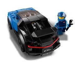 toy bugatti lego speed champions bugatti chiron 75878 toy at mighty ape nz