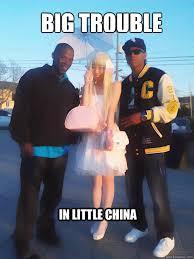 Big Trouble In Little China Meme - big trouble in little china grape bait otaku quickmeme