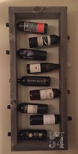 unique wine bottles for sale hanging wine rack wall décor bottle display wine storage and