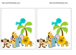 199 jungle animals images drawings jungle