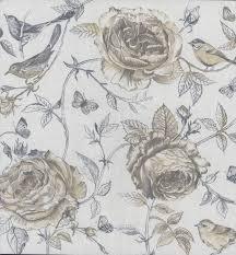 decoupage paper napkins of song bird rose butterflies u2013 chiarotino