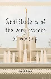 Thanksgiving Quotes Lds President Gordon B Hinckley Attitude Of Gratitude 25 Quotes