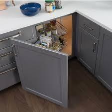 corner kitchen cabinet liner soft door mounted blind corner organizer with 4