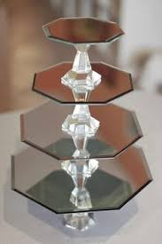 light up display stand dollar tree cupcake stands out of mirrors and candlesticks alternative options