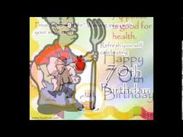 70th birthday greetings card e card egreetings wishes for parents