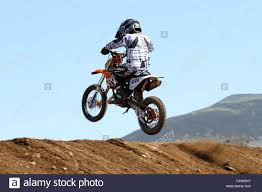 motocross race motocross race at rhynie scotland stock photo royalty free image