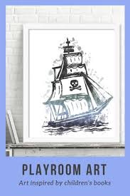 Pirate Room Decor Pirate Ship Wall Decor Best Decoration Ideas For You