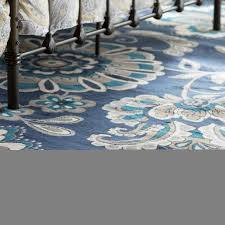 Gray Blue Area Rug Uncategorized The Awesome Grey And Blue Area Rug Within