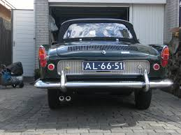1964 renault caravelle customers abarth exhausts