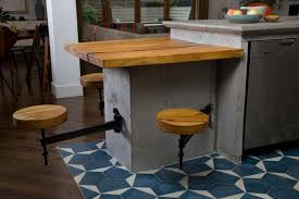 Wood Slab End Table by Live Edge Wood Slab Tables And Furniture Re Co Bklyn