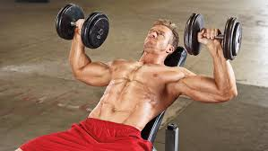 Incline Dumbell Bench Press Boring But Big Chest Routine For Massive Pecs Muscle U0026 Fitness