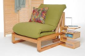 Single Futon Sofa Bed Modern Roots Experts In Small Space Living