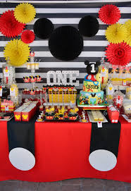 mickey mouse party ideas mickey mouse 1st birthday party mickey mouse mice and birthdays